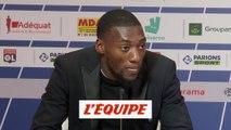 Toko Ekambi «J'ai hâte de commencer» - Foot - L1 - OL