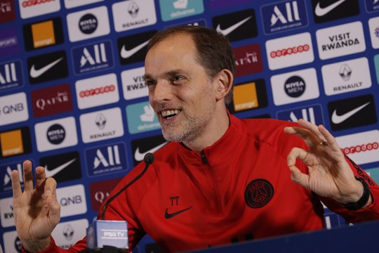 Replay : Conférence de presse de Thomas Tuchel avant Stade de Reims-Paris Saint-Germain