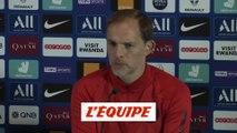 Cavani « incertain » pour le match à Reims, selon Tuchel - Foot - C. Ligue - PSG