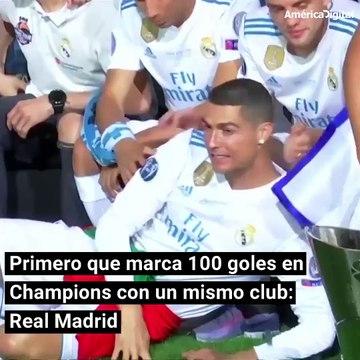 Hombre récord: Las marcas más destacadas de Cristiano Ronaldo