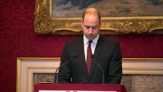 William urges help to end 'abhorrent' illegal wildlife trade