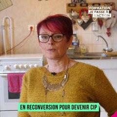 Mon histoire de formation | Dorothée est en reconversion pour devenir conseillère d'insertion sociale et professionnelle
