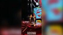 Tini Stoessel, impactante cambio de imagen brilla en los Odeón