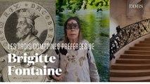 Brigitte Fontaine chante se trois comptines pour enfant préférées