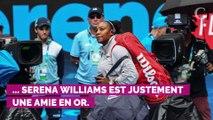 """Serena Williams rembarre un journaliste après une question sur sa BFF Meghan Markle : """"Bien tenté !"""""""