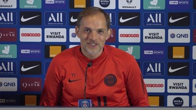 """PSG - Tuchel : """"Mbappé ne rigole pas"""""""