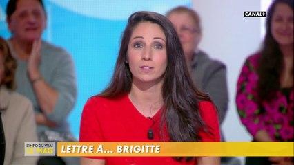 Léa Lando : Lettre à  ... Brigitte Macron