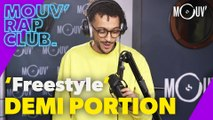 """DEMI PORTION : """"Freestyle"""" (Live @Mouv' Rap Club)"""