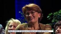 Loir-et-Cher N. Sarkozy en vedette aux voeux de G. Peltier
