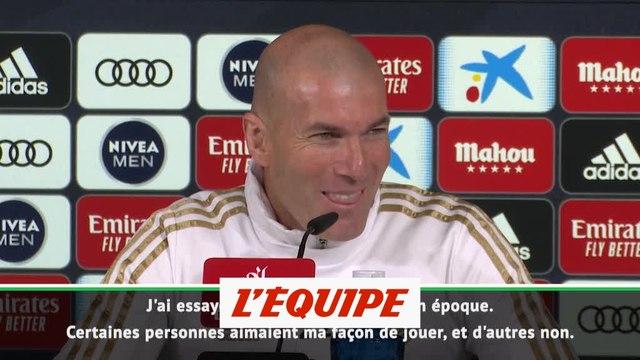 Zidane «Mbappé ? Maintenant, c'est lui l?exemple» - Foot - ESP - Real Madrid