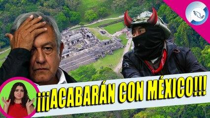 ¡Alerta México! ZAPATISTAS Comienzan BOICOT vs TURISMO En Chiapas; Despojan De Sus Pertenencias a Extranjeros