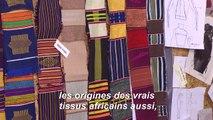 Imane Ayissi, premier créateur sub-saharien à la semaine de la haute couture à Paris