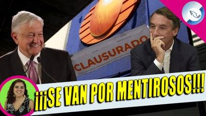 Televisa Al Borde De La Extinción; Gobierno Federal Planea Su Clausura Tras Malos Tratos a Actores
