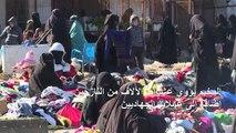 فرنسيات منسيات في مخيم الهول في سوريا