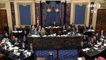 Começa debate de julgamento político contra Trump