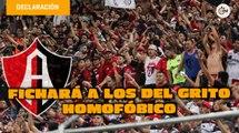 Atlas fichará a los del grito homofóbico para vetarlos | Entrevista