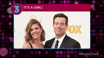 Carson Daly and Wife Siri Daly Reveal Sex of Baby on the Way: 'It's a Girl'