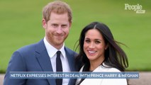 Netflix Exec Says He Would Be Interested in Deal with Prince Harry and Meghan Markle
