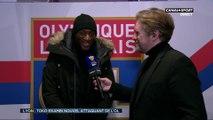 """Karl Toko-Ekambi : """"Je suis venu à l'OL pour rester longtemps"""""""