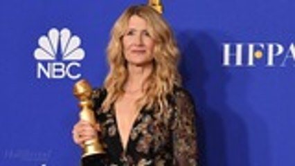 Laura Dern Set to Star in Nick Hornby's Quibi Show | THR News