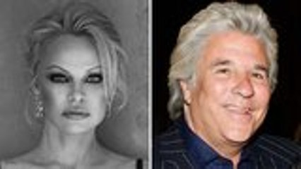 Pamela Anderson and Movie Mogul Jon Peters Tied the Knot in Malibu | THR News