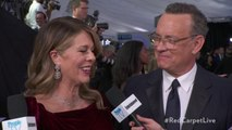 Tom Hanks Says Watching Rita Wilson Sing is a 'Delicious Meal'