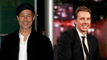 "Brad Pitt Took Dax Shepard on a Helicopter ""Date"""