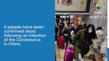 Coronavirus leaves 6 dead in China