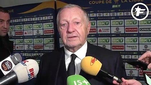 OL : Jean-Michel Aulas envoie une pique à l'arbitrage