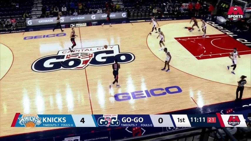 Kenny Wooten (6 points) Highlights vs. Capital City Go-Go
