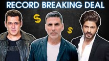 Akshay Kumar SIGNS 120 CRORES Deal For His Next Film | Record BREAKING!