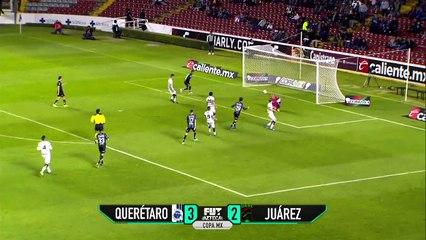 Resumen Querétaro vs Juárez | Azteca Deportes