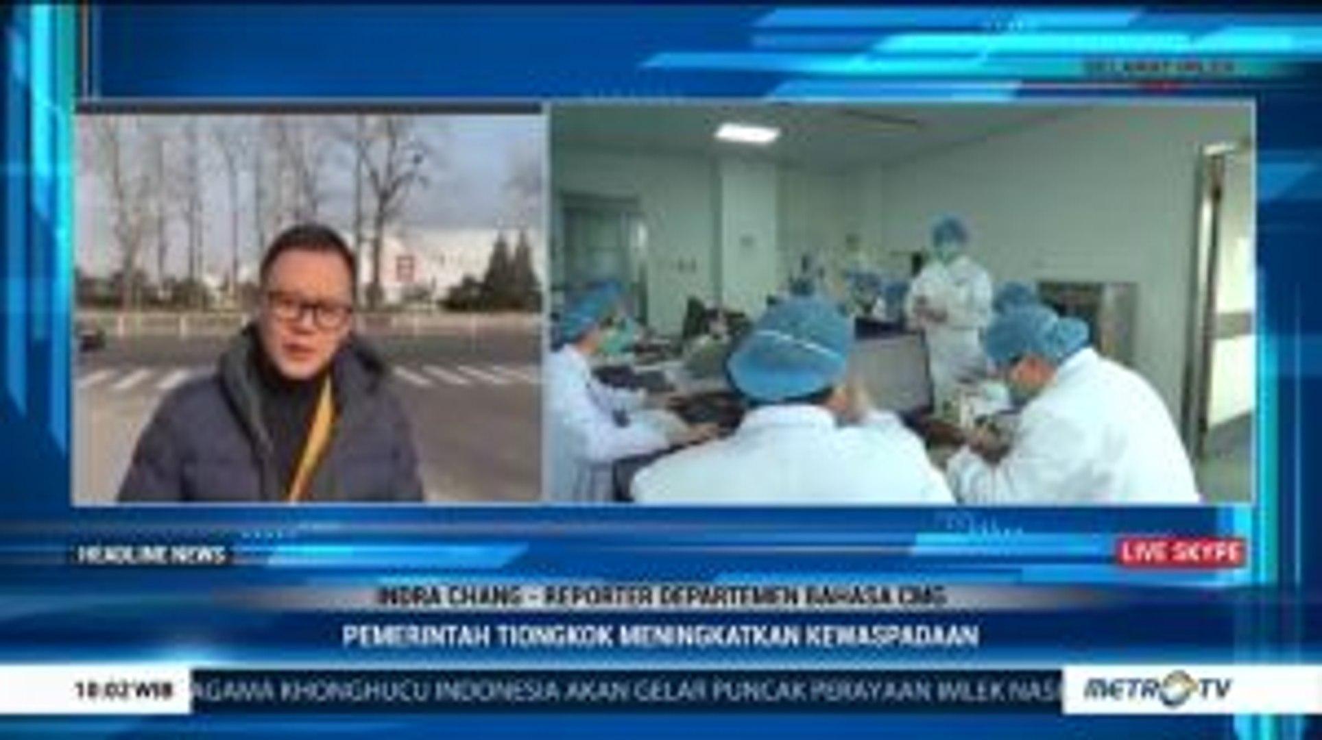 Virus Corona Terdeteksi di Beijing, Sejumlah Orang Meninggal