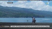 les communes se dotent d'une signalisation tsunami