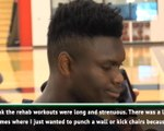 Zion wanted to punch walls in frustration ahead of delayed Pelicans debut
