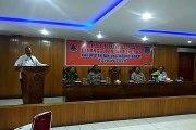 Rapat Koordinasi Penanggulangan Bencana Tanjung Jabung Barat