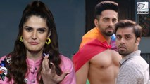 Not Just Ayushmann, Zareen Khan Too Is Coming Up With LGBTQ Film