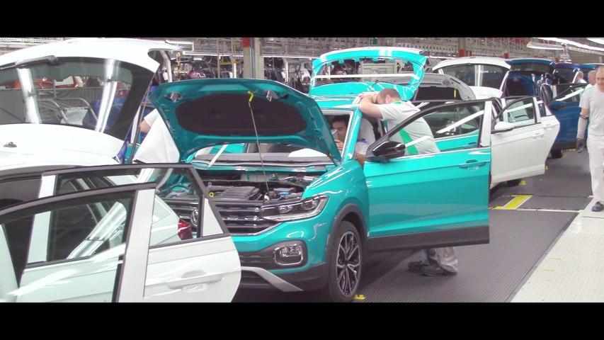 5 retos de la fabricación de un 2º modelo en Volkswagen Navarra