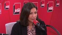 """Anne Hidalgo, maire de Paris, sur le climat social actuel : """"Toutes les semaines nous réparons les dégâts, il faut absolument revenir à plus de sérénité, accepter de négocier"""""""