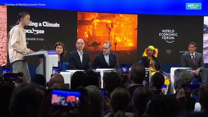 Greta Thunberg to World Leaders: 'Our House Is Still On Fire'