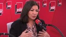 """Anne Hidalgo, maire de Paris :  """"On ne peut pas pleurer sur les incendies en Australie et considérer que nos modes de vie ici ne doivent pas changer"""""""