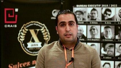 Interview avec Mr Moez Hriz, chef de zone Sfax et Sud de SOMEF Tunisie au