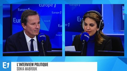 Nicolas Dupont-Aignan - Europe 1 mercredi 22 janvier 2020