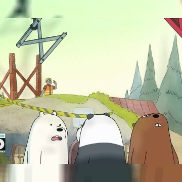 We Bare Bears S01E15 Occupy Bears