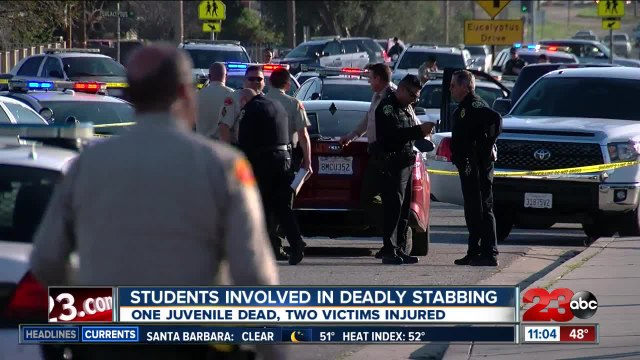 Police continue investigation regarding deadly stabbing near Foothill High School