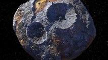 Un astéroïde incroyable qui pourrait rendre riche la Terre entière