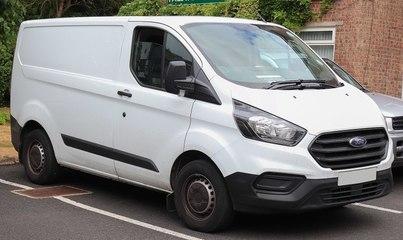 Der Ford Transit Custom