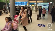 Nouveau coronavirus : peu de contrôles dans les aéroports
