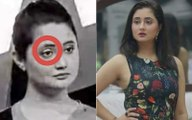 Bigg Boss 13: Omg, This Viral Picture Shows Rashami Desai Actually Shaved Off Her Eyebrow For Elite Club 2
