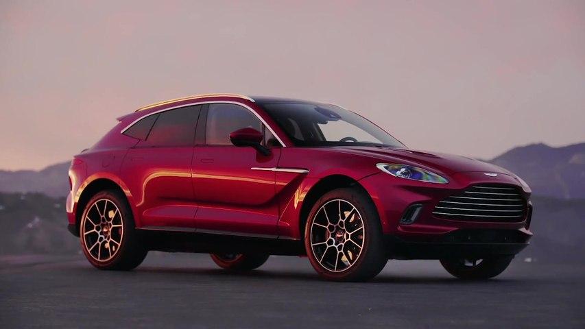 アストンマーティン、新型DBXを発表:スポーツカーの遺伝子を受け継いだSUVモデル